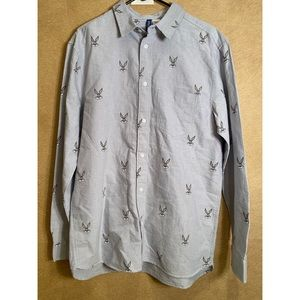 H&M Bugs Bunny Button Up